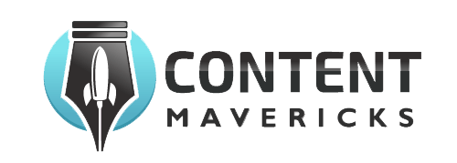 content mavericks logo