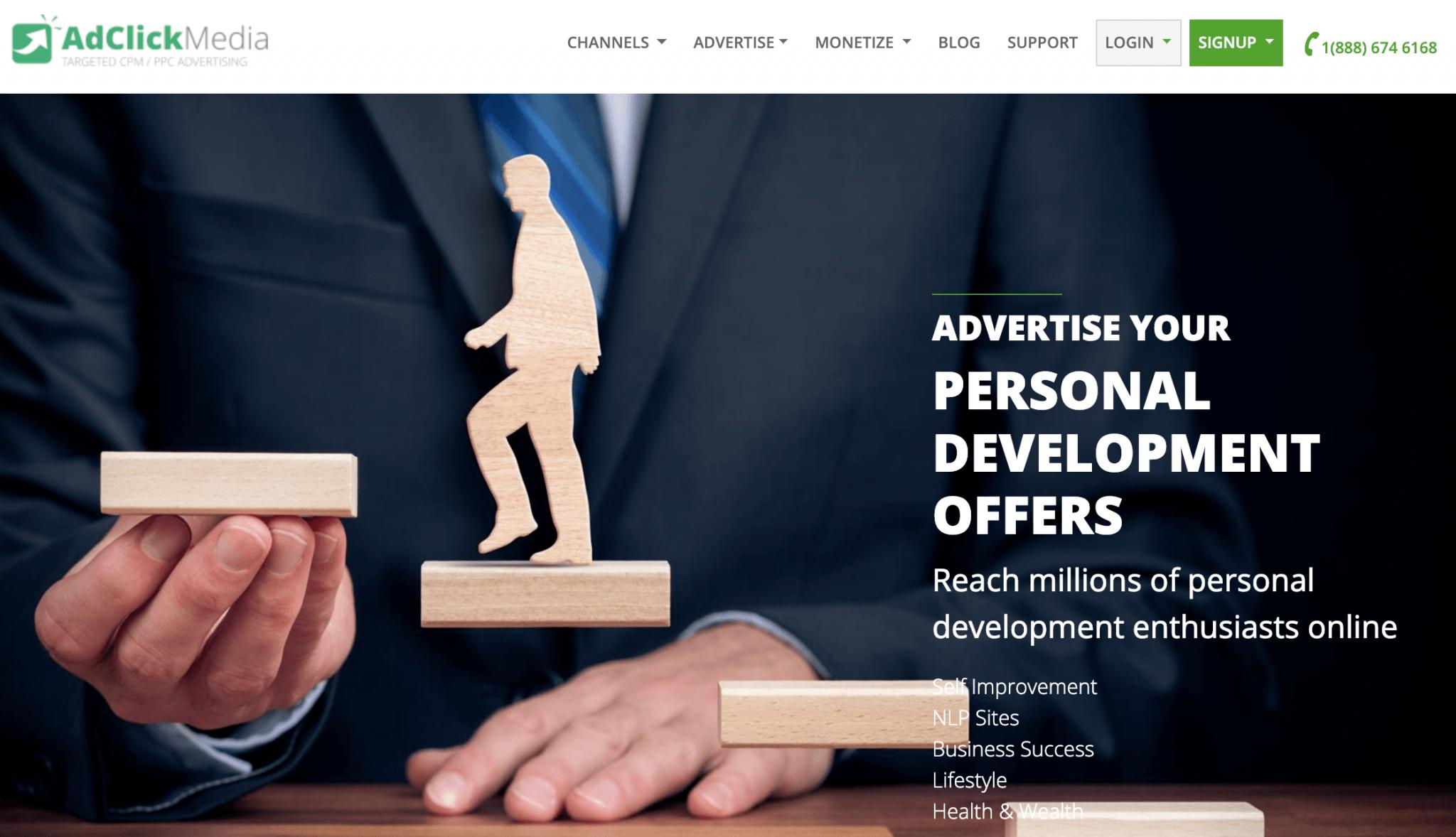adclickmedia personal development image