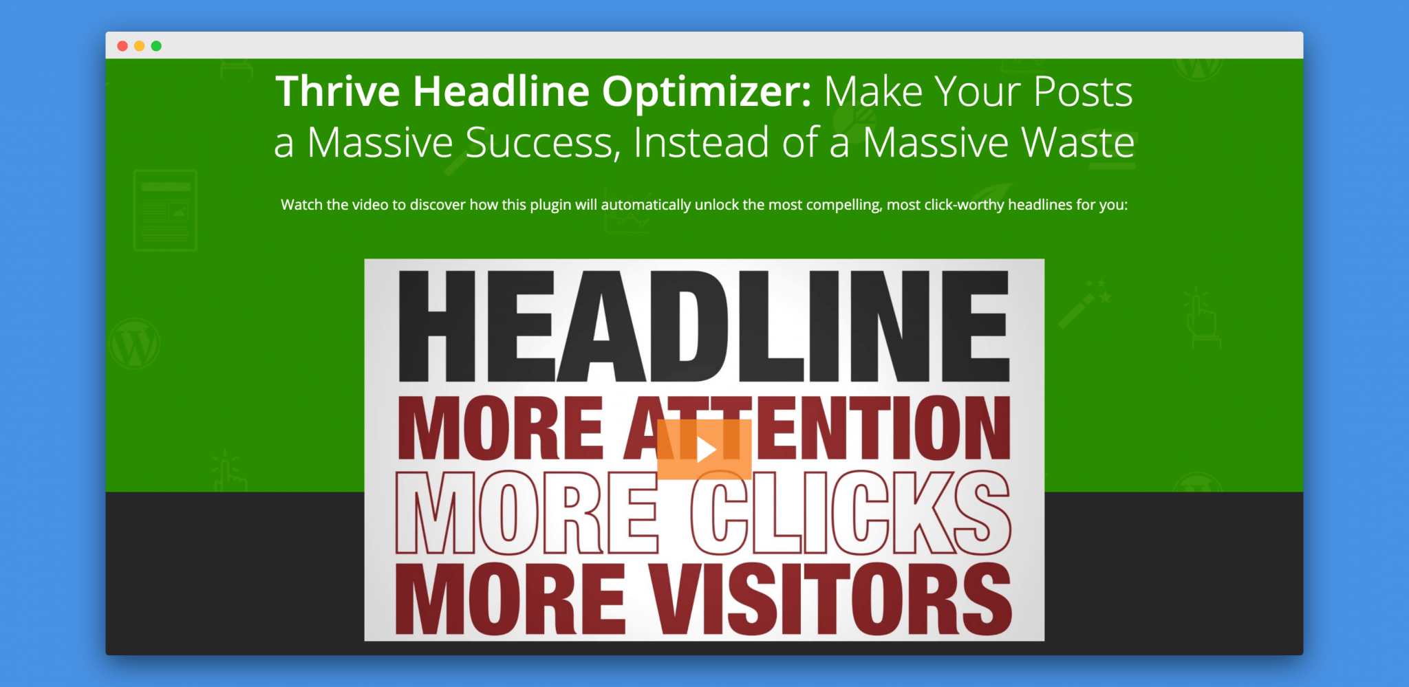 thrive headline optimizer image