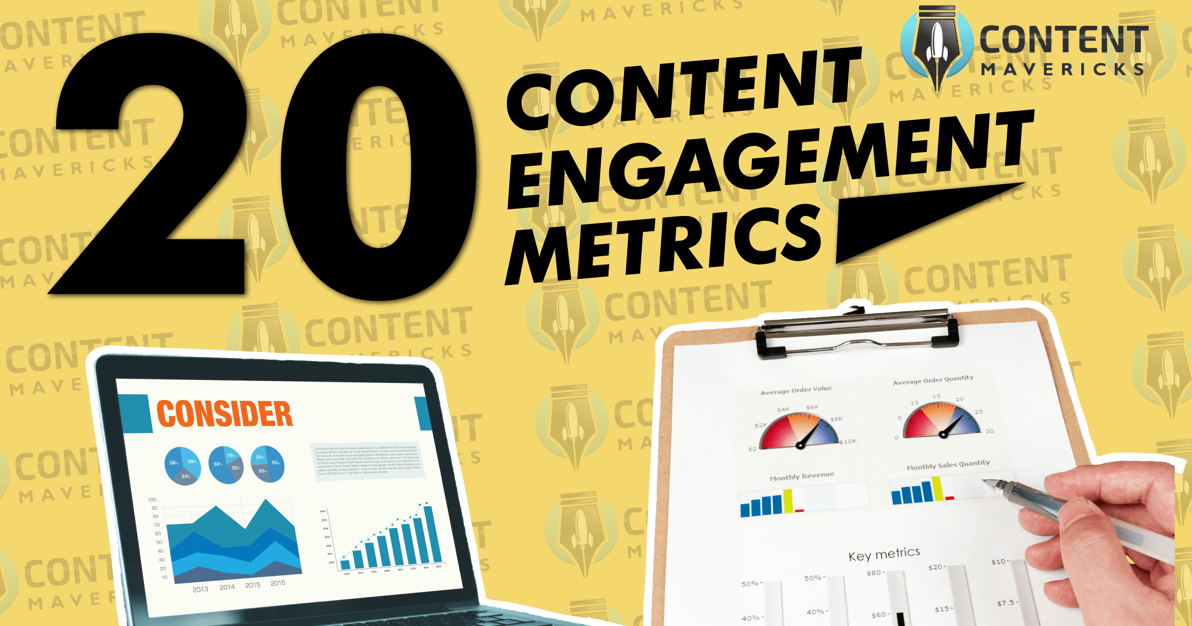 content engagement metrics featured image