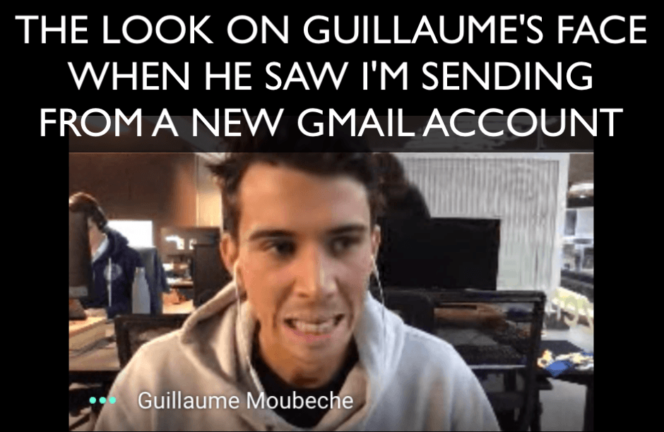 guillaume new gmail account image