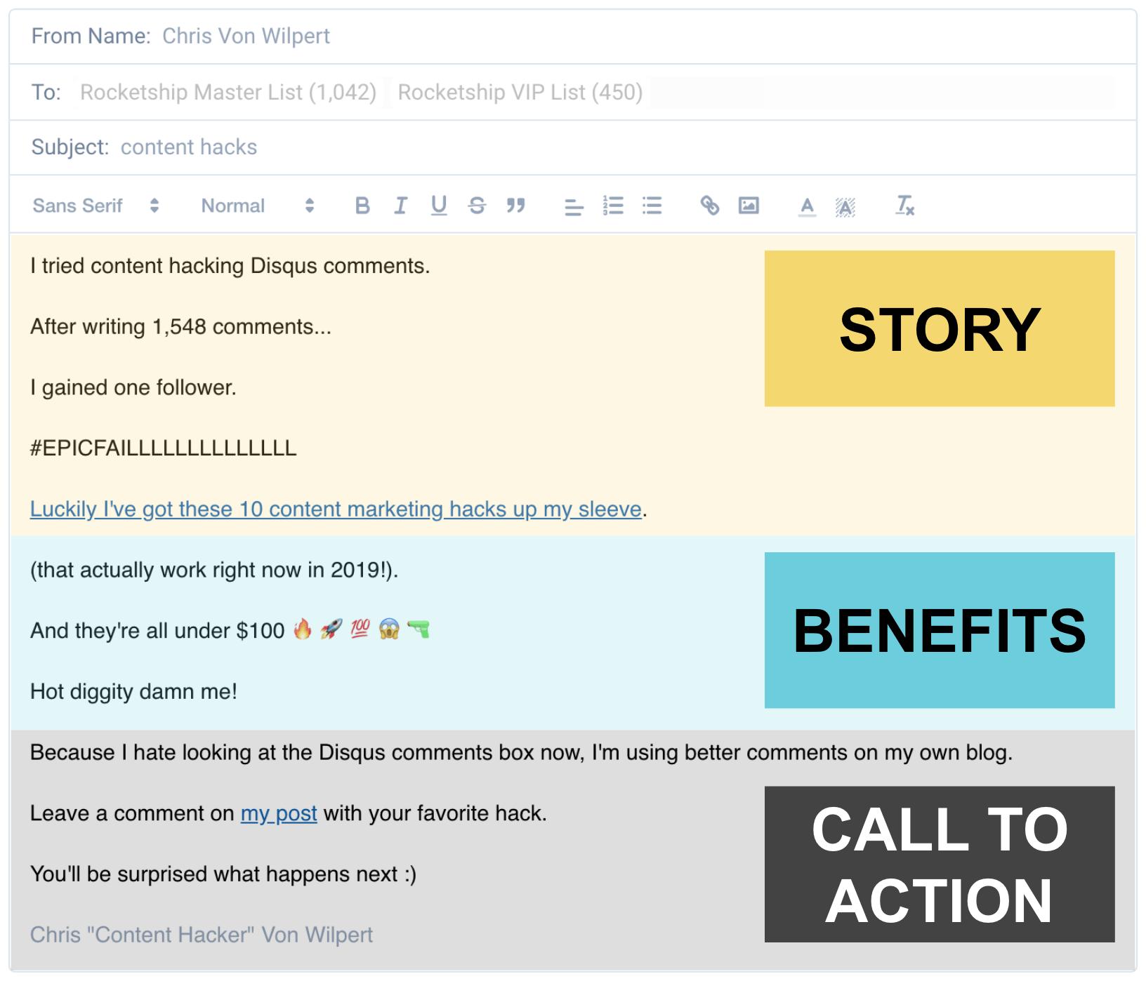 email formula image