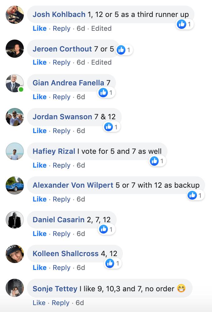 facebook headline test responses image