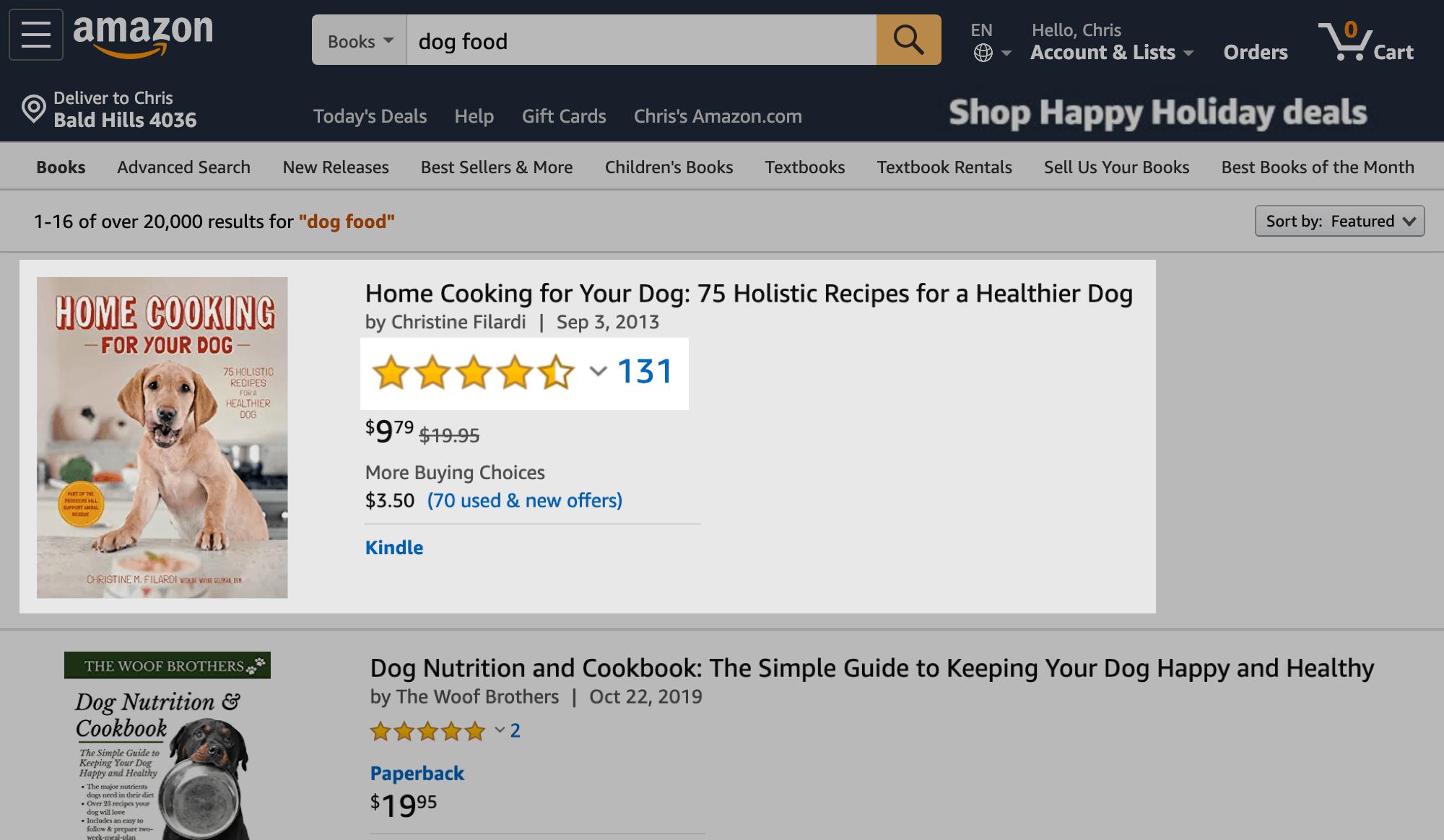 amazon book ratings image