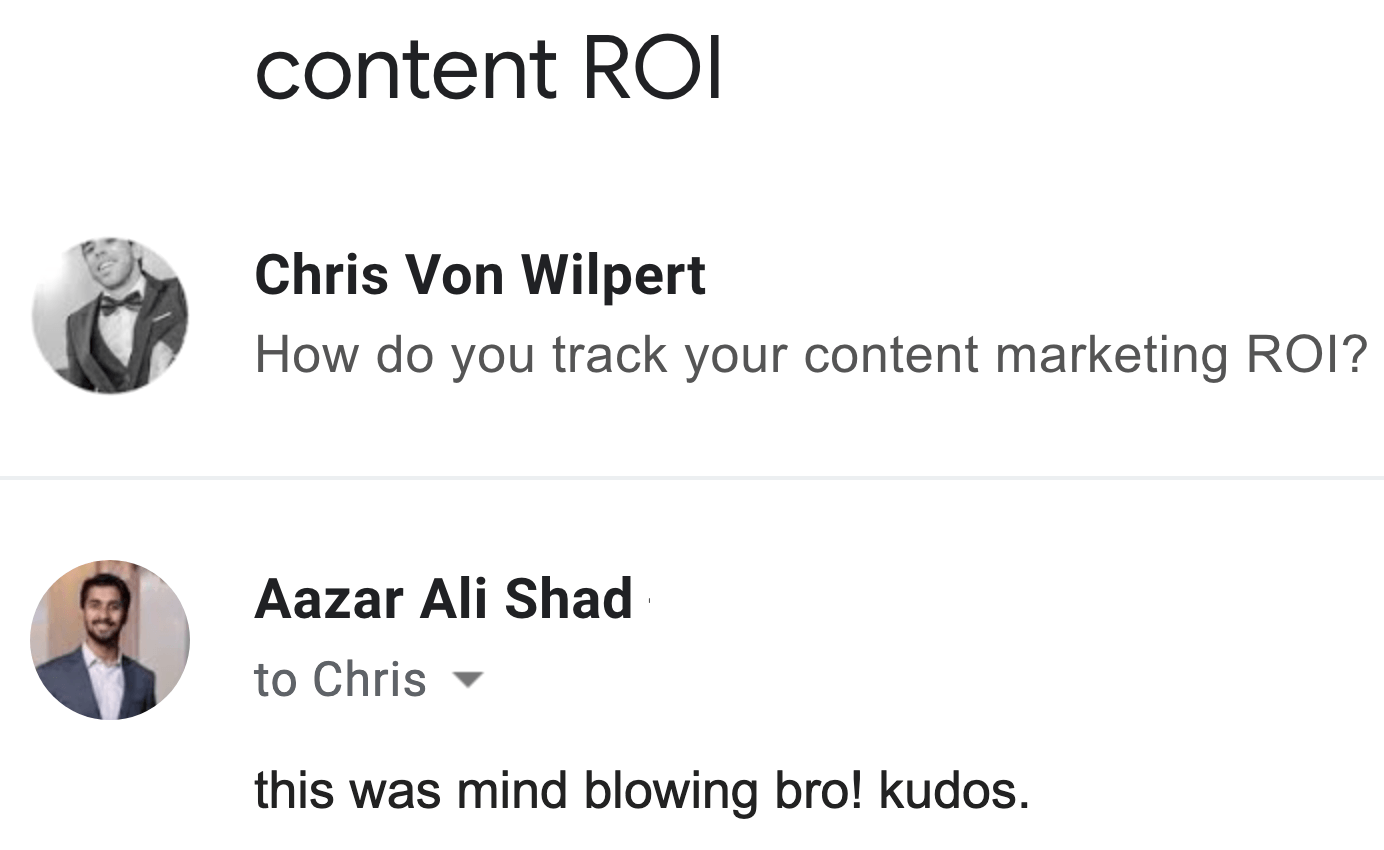 testimonial aazar ali shad