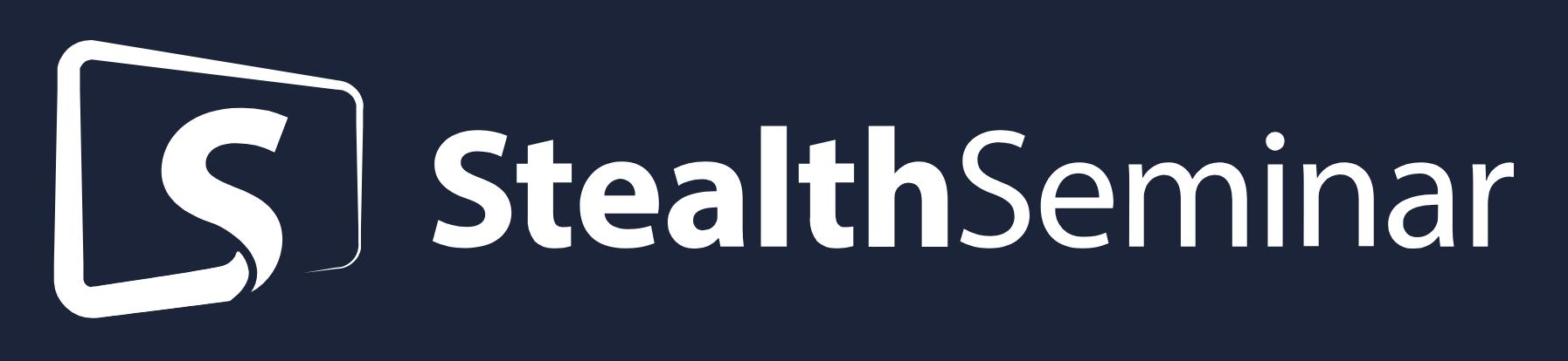 stealthseminar logo